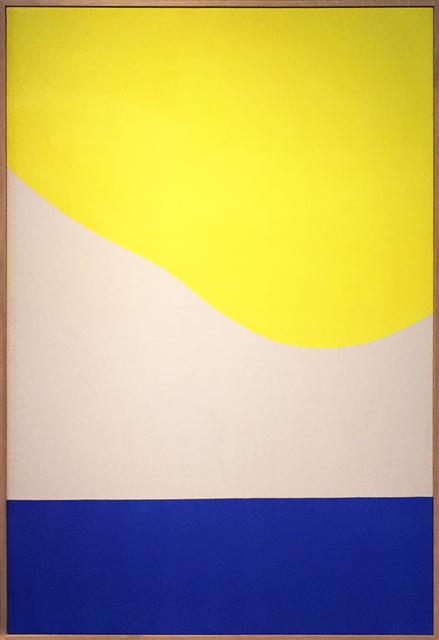 , 'THE SUN,' 2017, SVENM