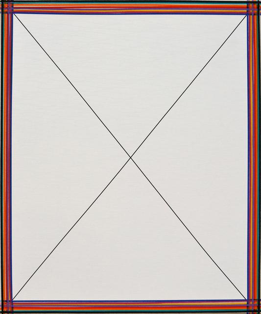 , 'Simple Ex. White Wavelengths,' 2016, Newzones