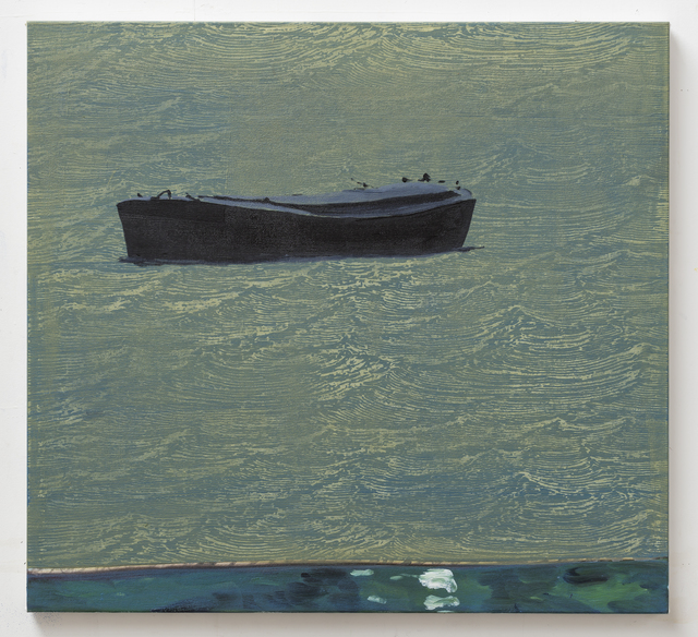 , 'Old Thames,' 2014, Simon Lee Gallery