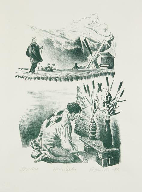 Neo Rauch, 'Heimkehr', 2010, Phillips