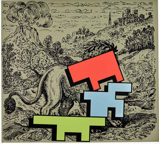 Steve Viezens, 'Piecing together III', 2018, Galerie Kleindienst
