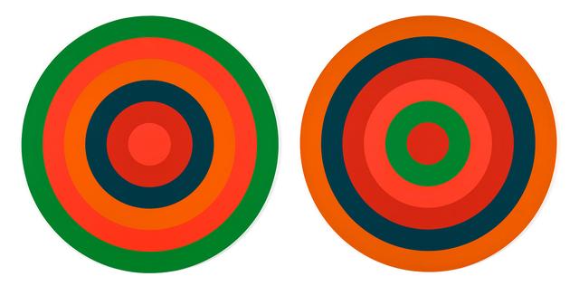 , 'Clair-Obscur,' 1970, Art Mûr