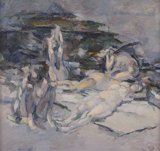 , 'Bathers, Morning,' ca. 1951-1953, Charles Nodrum Gallery