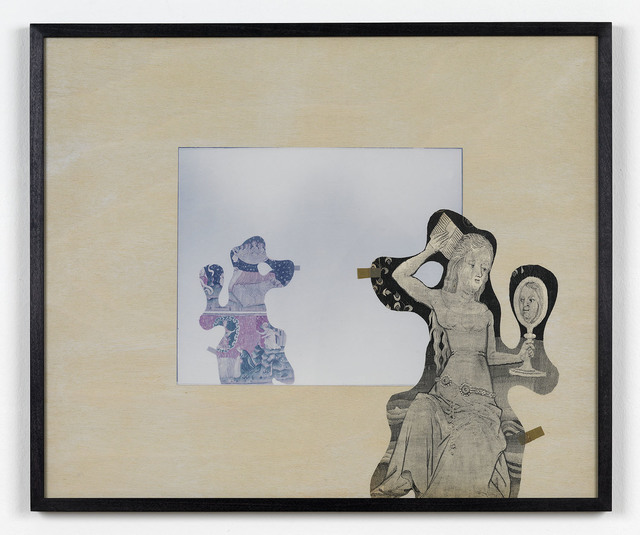 , 'Mirroring Series 3, No. 4,' 1984, Anthony Reynolds Gallery