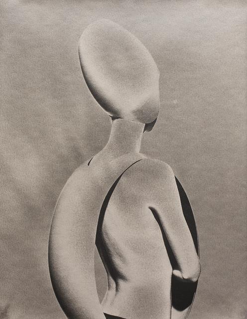 , 'Velvet Teddy,' 2016, Galerie Hubert Winter