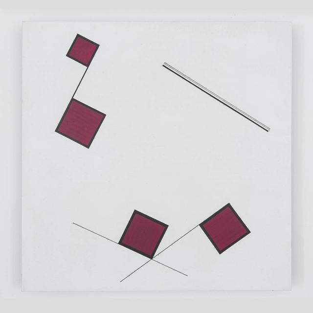 , 'Pintura (Grupo Frente),' 1954-1956, Graça Brandão