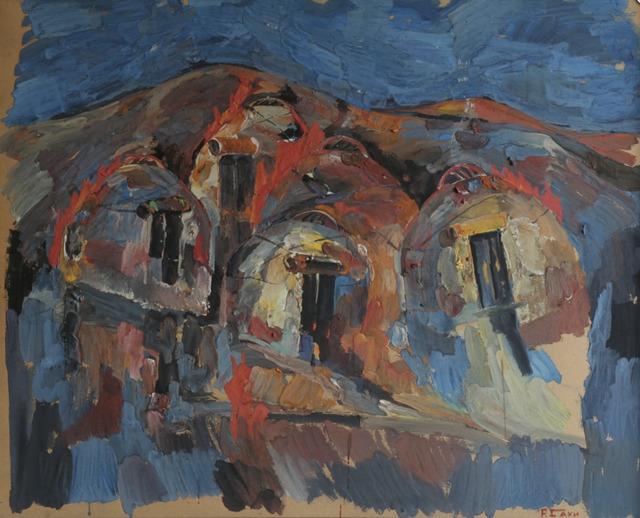 Sakhi Romanov, 'Yurts', 1960-1979, OYANU Gallery