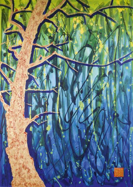 , 'Golden Tree,' 2005, Galerie AM PARK