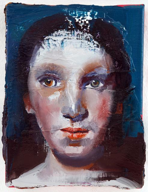 , 'Portrait N°1,' 2019, Josef Filipp Galerie