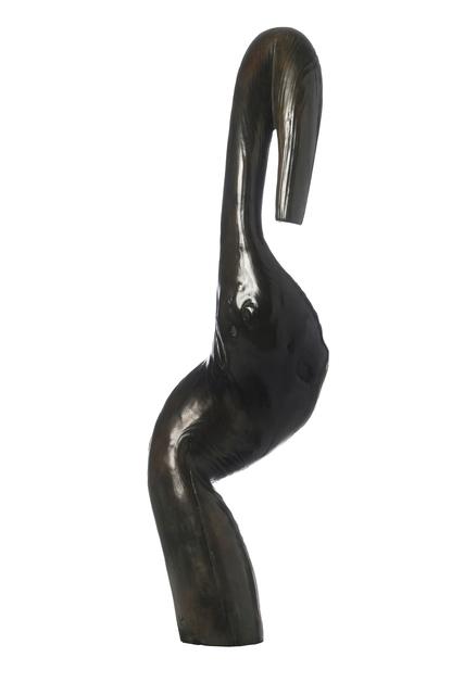 Wang Keping 王克平, 'Bird', 2010, Galerie Dumonteil