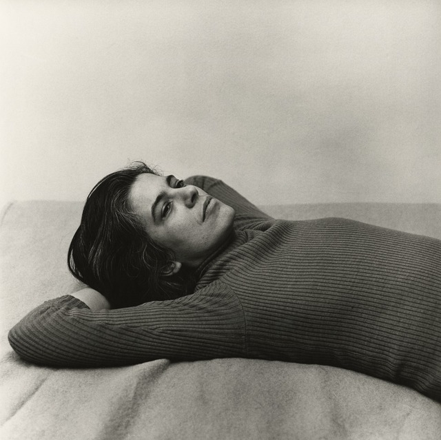 , 'Susan Sontag,' 1975, Pace/MacGill Gallery