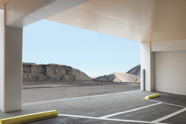 , 'Parking Lot 3,' 2011, Galerie Richard
