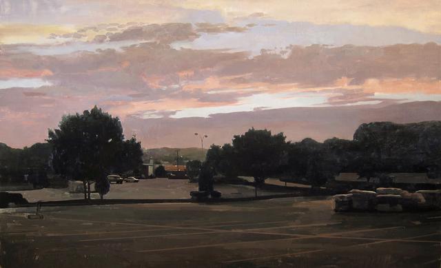 , 'American Parking Lot,' , Sirona Fine Art