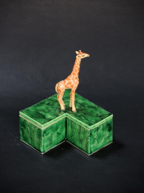 , 'GIRAFFE BOX,' 2016, Sladmore