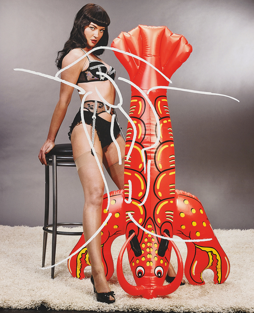 Jeff Koons, 'Girl with Lobster', 2009, RAW Editions