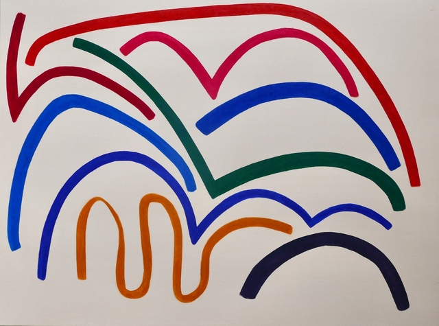 , 'Untitled (4.23),' 2018, The Dot Project