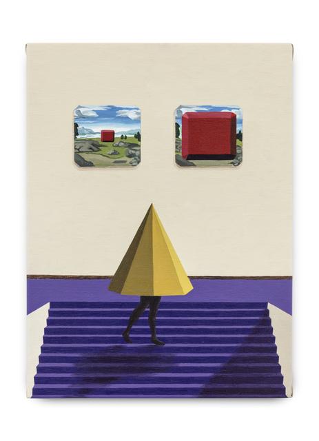 , 'No modo cripta,' 2017, Casa Triângulo