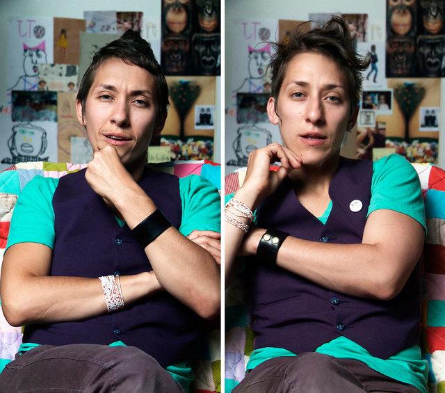 Candice Breitz, 'Factum: Tremblay', 2009, Goodman Gallery