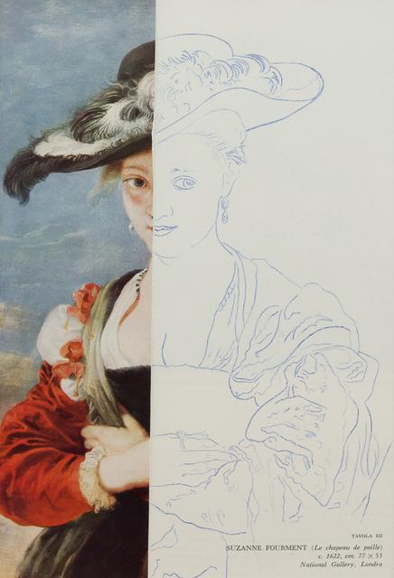 , 'Le Chapeau de Paille,' 2014, Keitelman Gallery