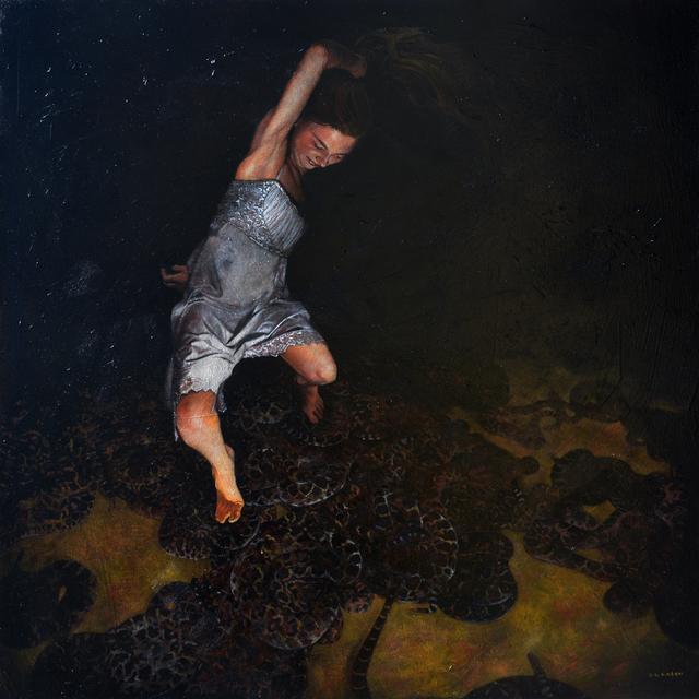 , 'Patala,' 2017, La Luz de Jesus Gallery