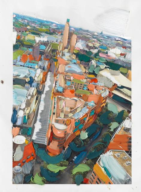 , 'Übersicht versus Untersicht,' 2018, Galerie Krinzinger