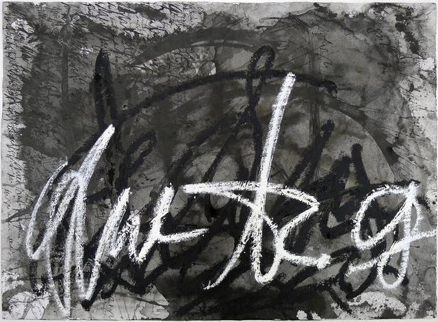 , 'Asemic N533.15,' , Gail Severn Gallery
