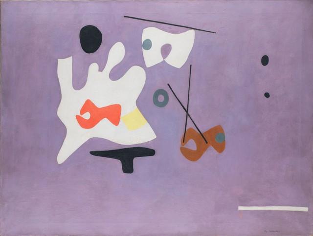 , 'Cobalt Violet,' 1938, Weinstein Gallery