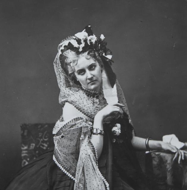 , 'La Comtesse de Castiglione - Instantané,' 1861-1867, Keitelman Gallery