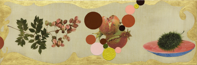 Kaoru Mansour, 'Pomegranate and Wild Cucumber #101', 2016, Heather James Gallery Auction