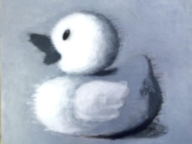 Ayse Wilson, 'Duck Black and White', 2015, Pg Art Gallery