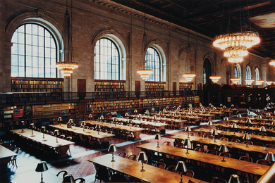 New York Public Library IV
