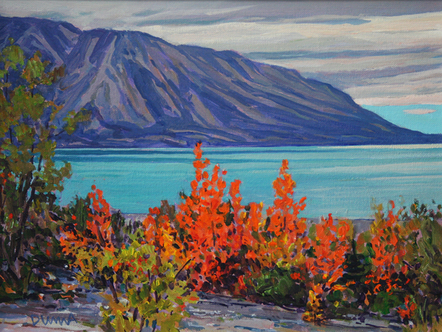 , 'Sky Clearing (Yukon) #24.17,' , Wallace Galleries