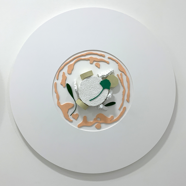 Charles P. Reay, 'WD50; Selections from a Tasting Menu', 2019, Sculpture, Gouache on foam and sintra, copper, Bruno David Gallery