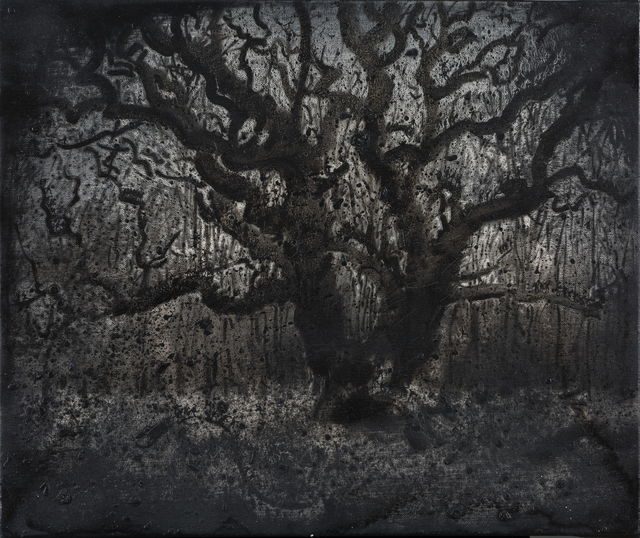 , 'Black Snow,' 2016, HDM Gallery