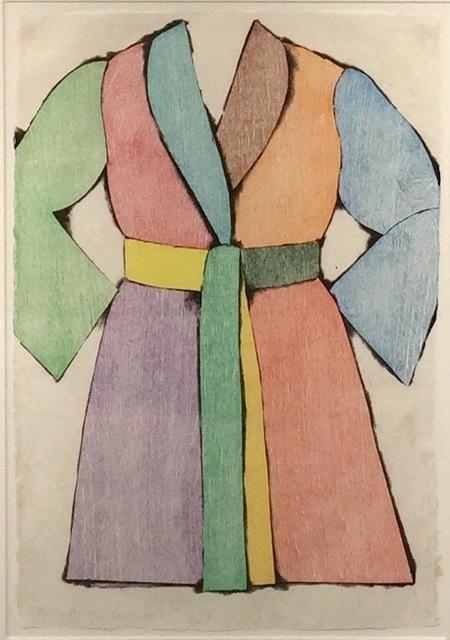 Jim Dine, 'The Woodcut Bathrobe', 1975, Gregg Shienbaum Fine Art