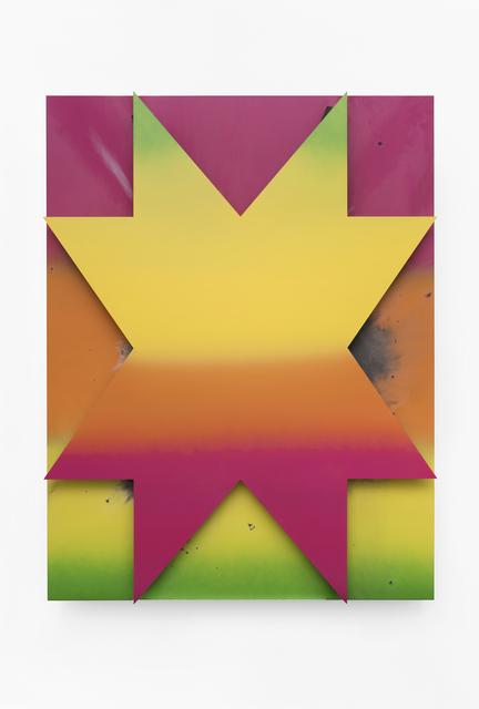 , 'R. Relief 9,' 2017, PPC Philipp Pflug Contemporary