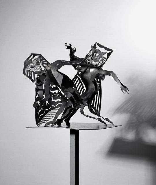 , 'Perisperi Dansı - The Perispiritual Dance,' 2017, Anna Laudel
