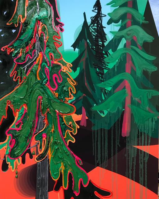 , 'Westside,' 2017, Galerie Antoine Ertaskiran