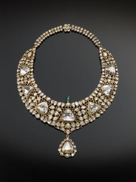 , 'Nizam of Hyderabad necklace, India,' 1850–1875, Legion of Honor