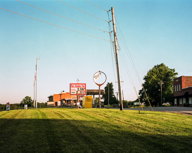 , 'Paradise Road, Smithville, Missouri,' , The Southern