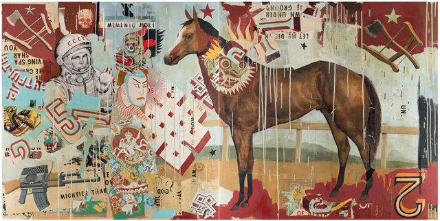 , 'Race,' 2015, Black Book Gallery