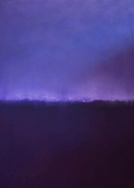 , 'Blue Powder Rising (Ireland, a new light),' 2016, Tanya Baxter Contemporary