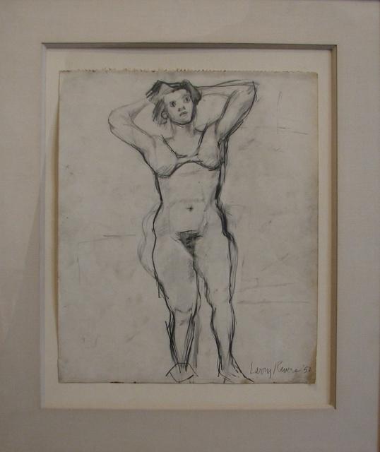 Larry Rivers, 'Untitled', 1952, Galerie Ernst Hilger