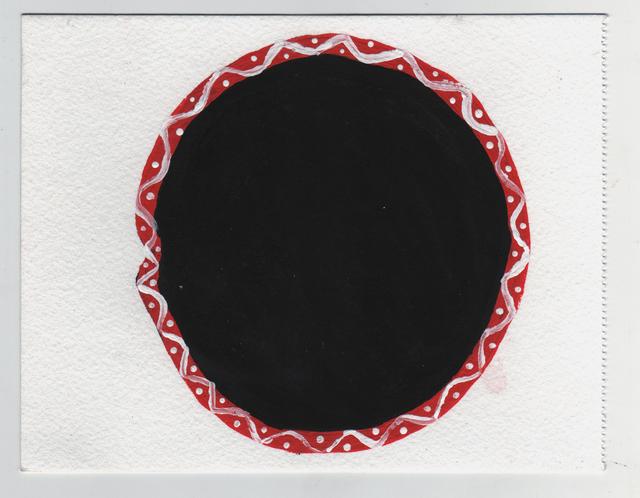 , 'Ishima III,' 2017, ABRA