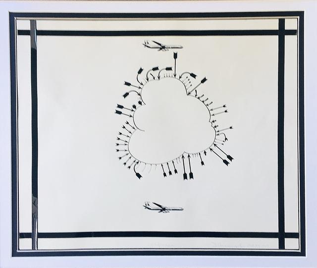 Allan D'Arcangelo, 'Skyscape', 1967, Lawrence Fine Art