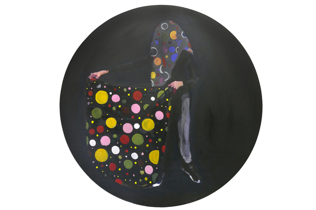 , 'I got few points,' 2018, Primo Marella Gallery