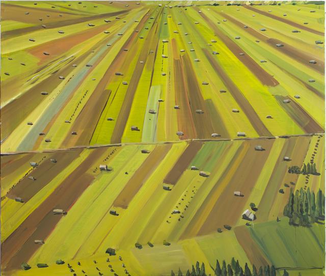 , 'Patchwork,' 2015, Galleri Magnus Karlsson