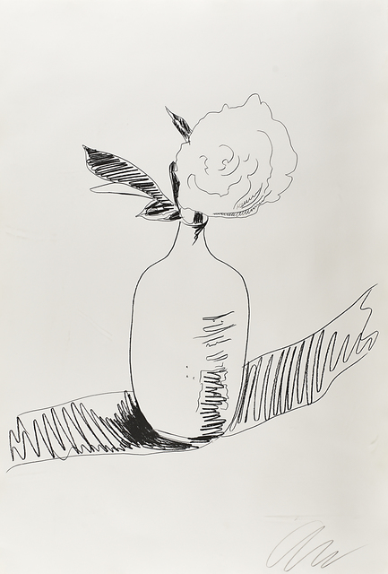 Andy Warhol, 'Untitled from Flowers', 1974, Rago/Wright
