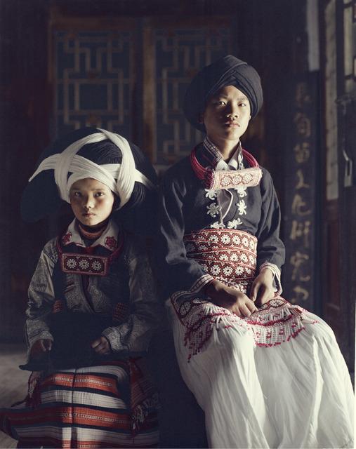 Jimmy Nelson, 'Longhorn Miao, SuoJia, Miao Village, Liupanshui, Guizhou, China,', 2016, Atlas Gallery