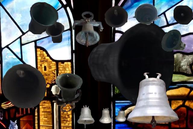 , 'Visual Orgasms 'Bells Ringing',' 2015, Transfer Gallery